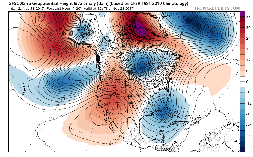 """Death ridge"" over the Western U.S. next week"